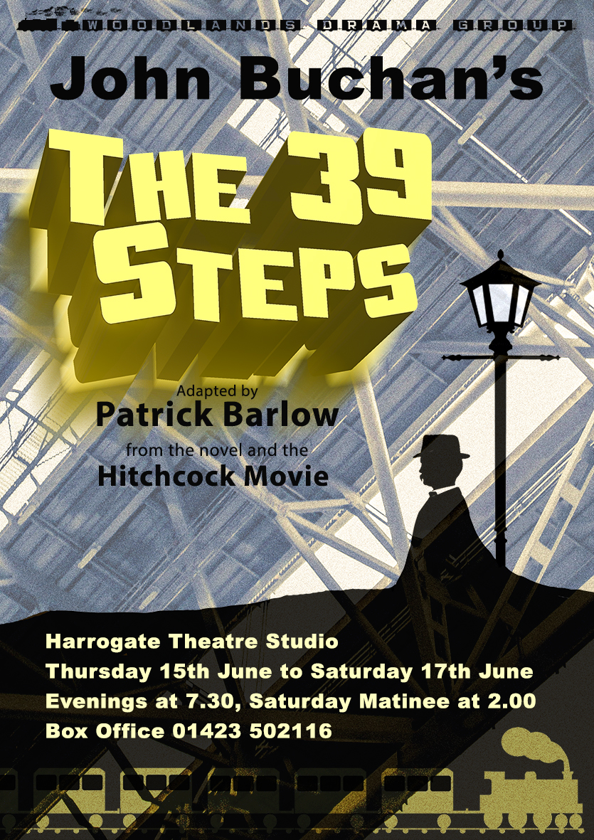 the 39 steps essay The hitchcock universe: thiry-nine steps and then 2 when the 39 steps opened in new york 32 william rothman's essay on the 39 steps in his book.
