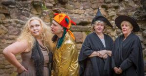 Wyrd Sisters - Woodlands Drama Group